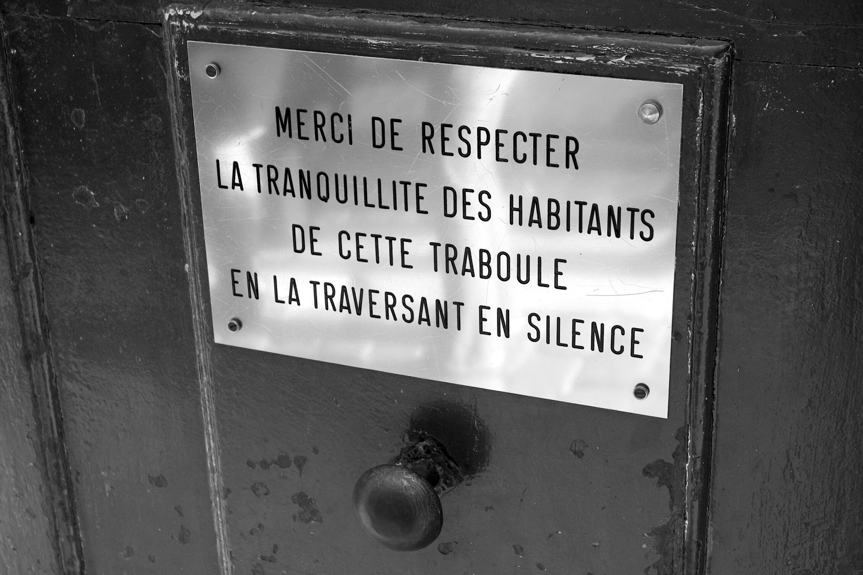 Traboule - Lyon