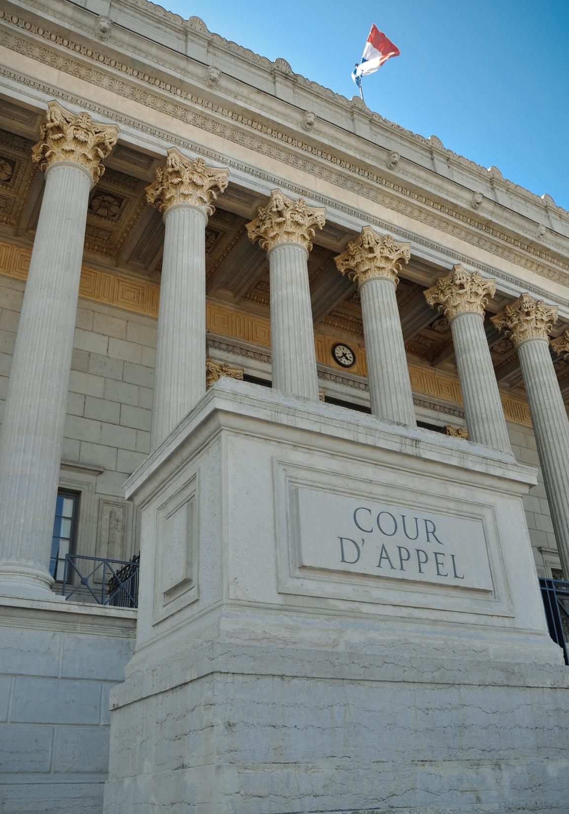 Lyon - Cour d'Appel